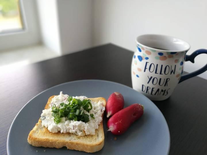 Spring breakfast – Wiosenneśniadanie