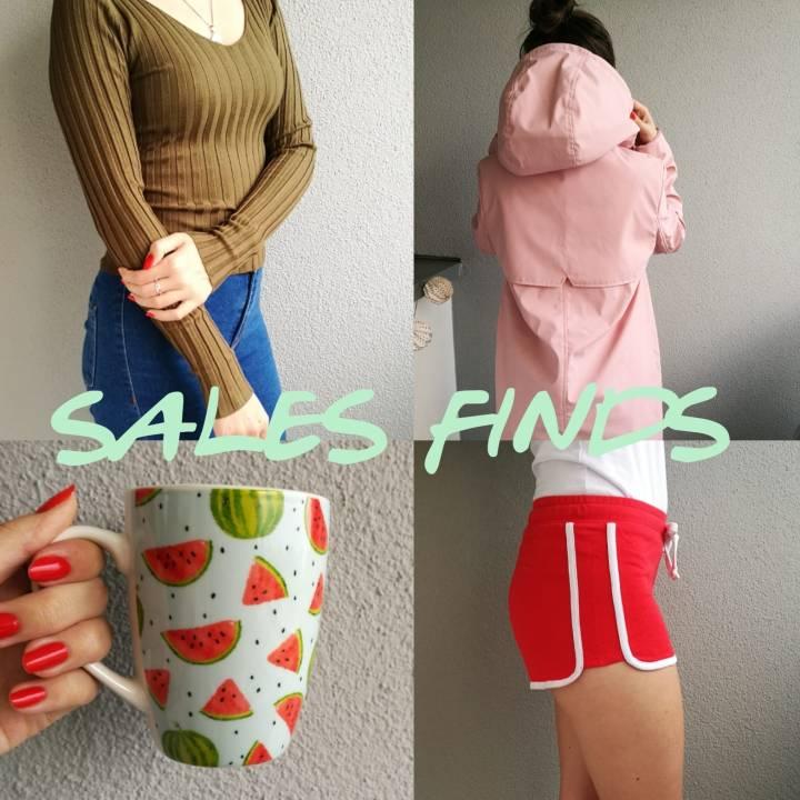 Sales finds / Łupy z wyprzedaży#1