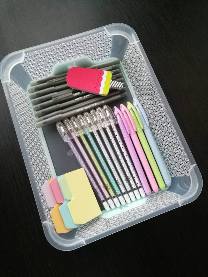 Back to uni – stationery haul