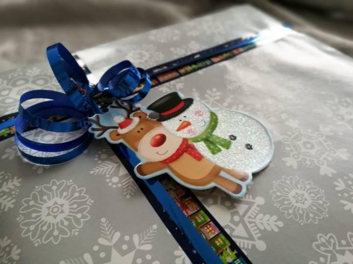 Christmas gifts – wrapping ideas / Pomysły na zapakowanie świątecznychprezentów