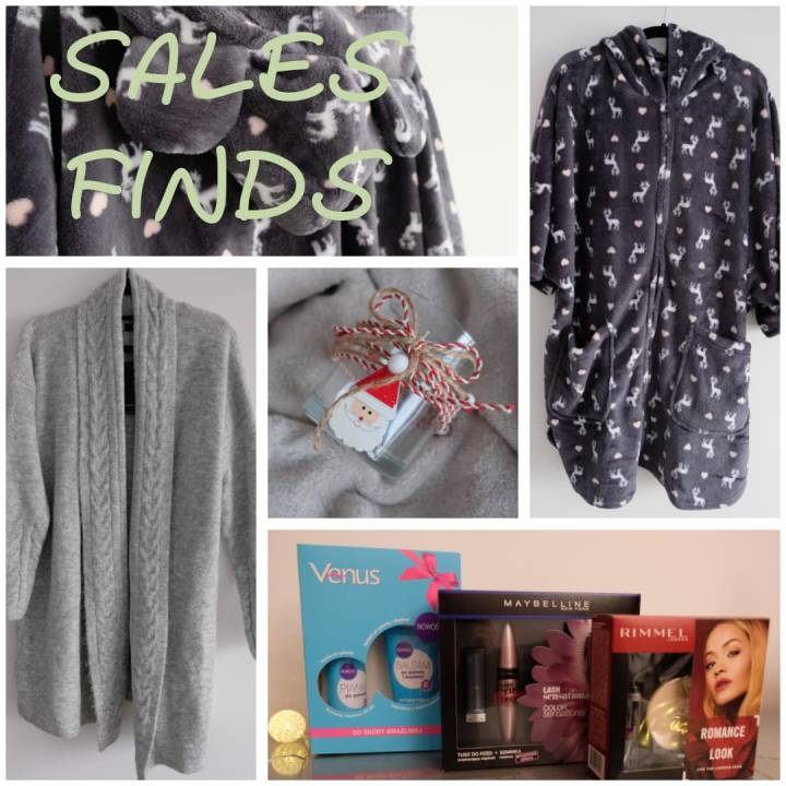 Sales finds / Łupy z wyprzedaży#2