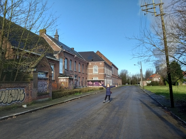 Photo Diary #3 Doel – abandoned village