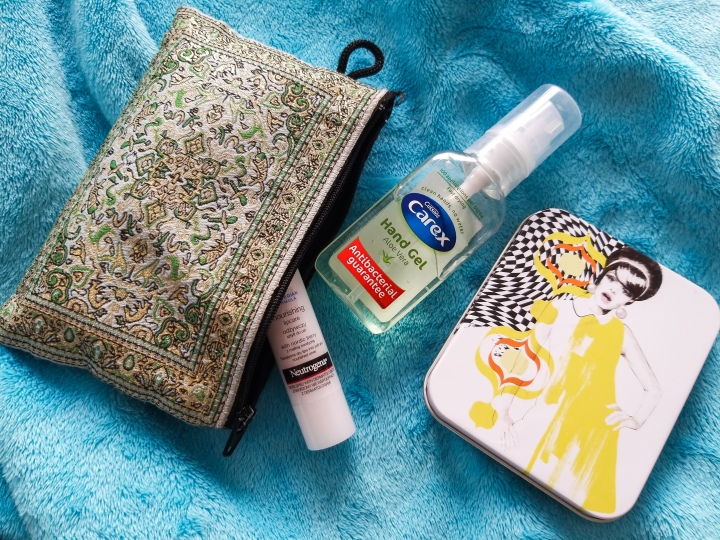 First aid kit – travel edition