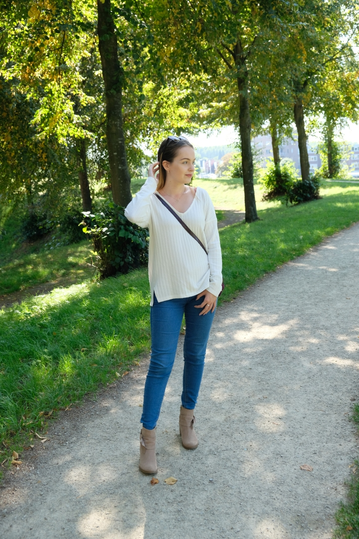 VERY CASUAL TRANSITIONAL OUTFIT IDEAS – SEPTEMBER '19