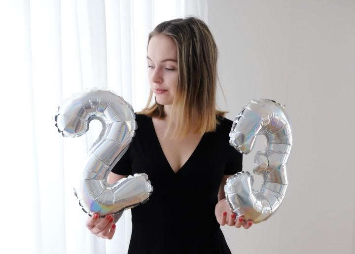 I AM 23 TODAY! / DZISIAJ KOŃCZĘ 23LATA!